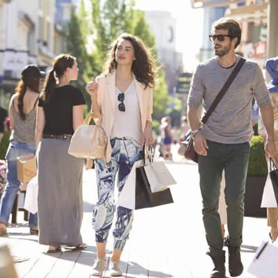 Shopping Day Experience - with €25 Shopping Card